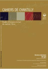 Couverture du cahier de Chantilly numero 2