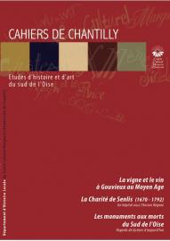 Couverture du cahier de Chantilly numero 5
